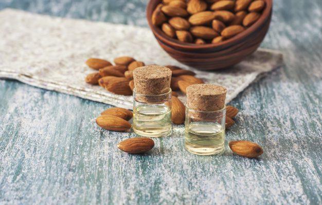 produkty z olejem migdałowym